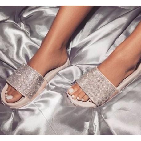 Dámské pantofle Luxus