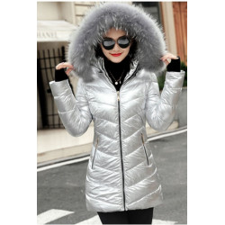 Dámský kabát Luxus