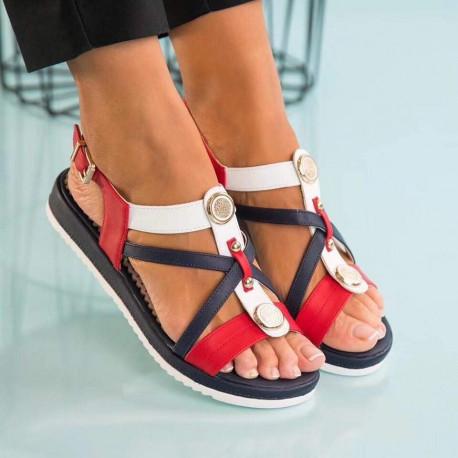 Dámské boty Duha