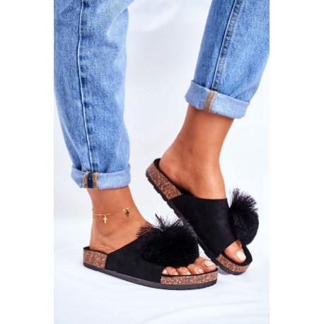 Dámské pantofle Lukk