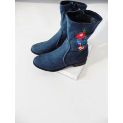 Dámské boty Denim